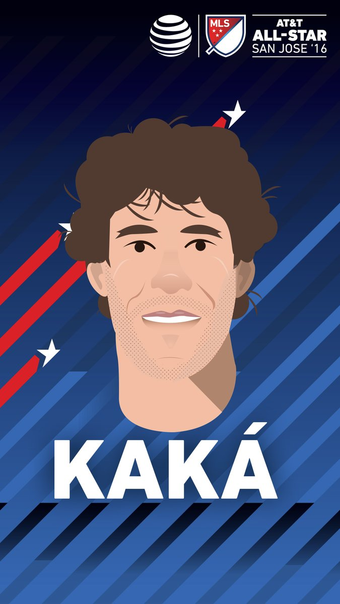 Kaka Snapchat MLS All-Star Vote