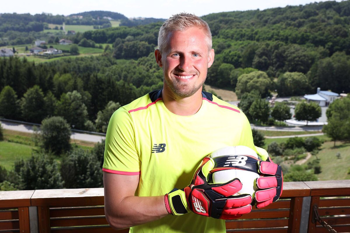 Kasper Schmeichel New Balance