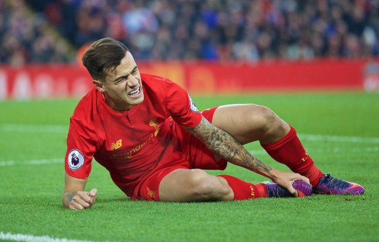 coutinho-ankle