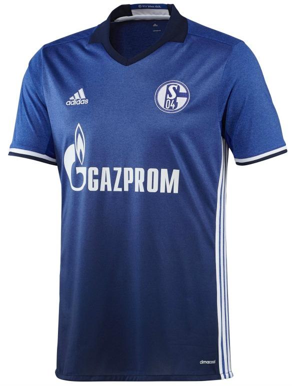 Schalke 16 17 Kit