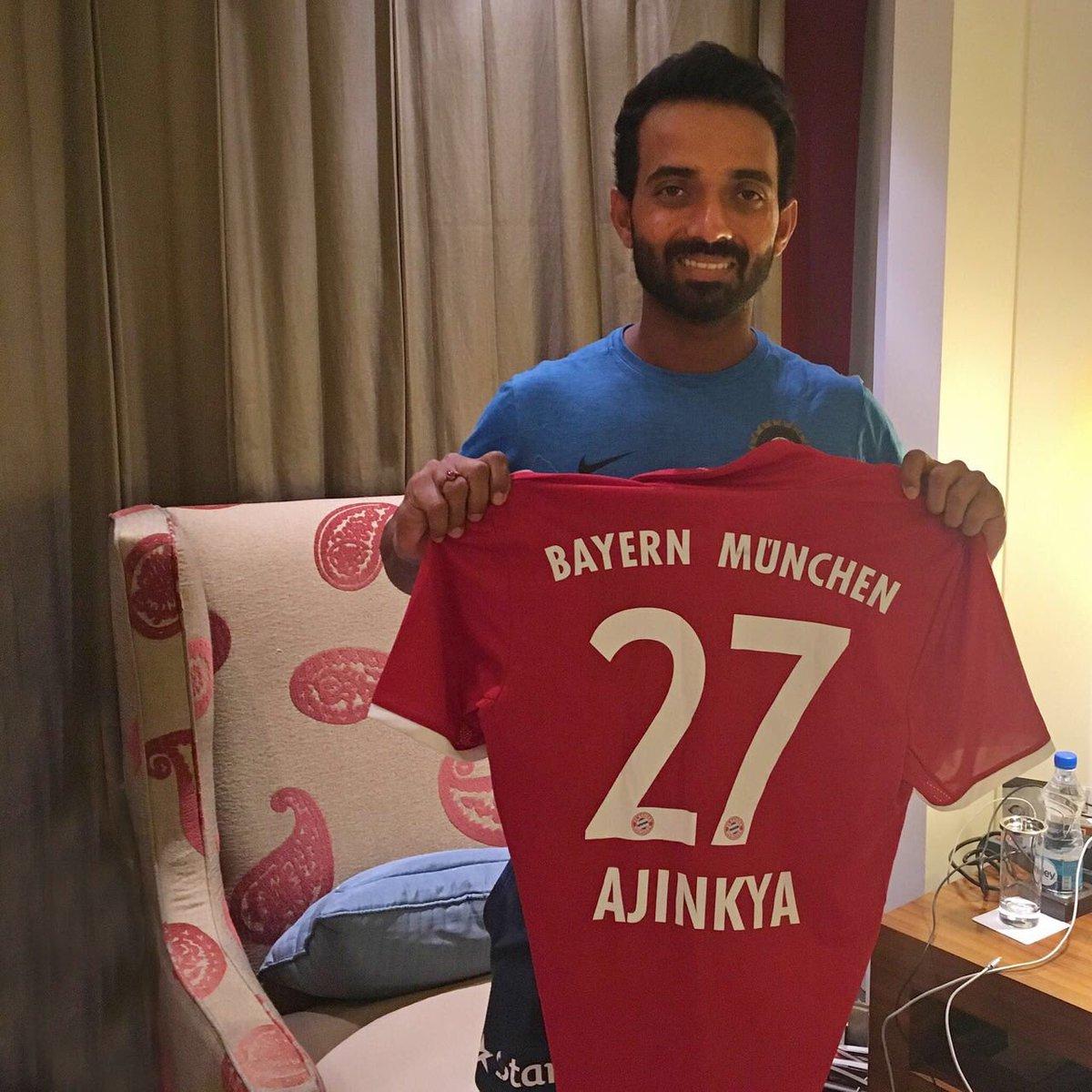 ajinkya-rahane-bayern-munich-jersey-fan