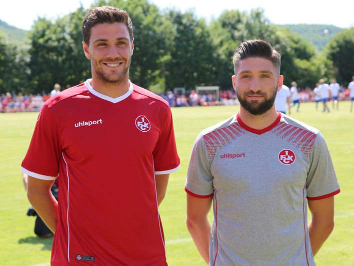 FC Kaiserslautern Jersey 2017 2018
