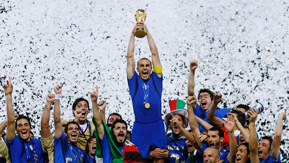 Italy's Moment of Triumph in 2006