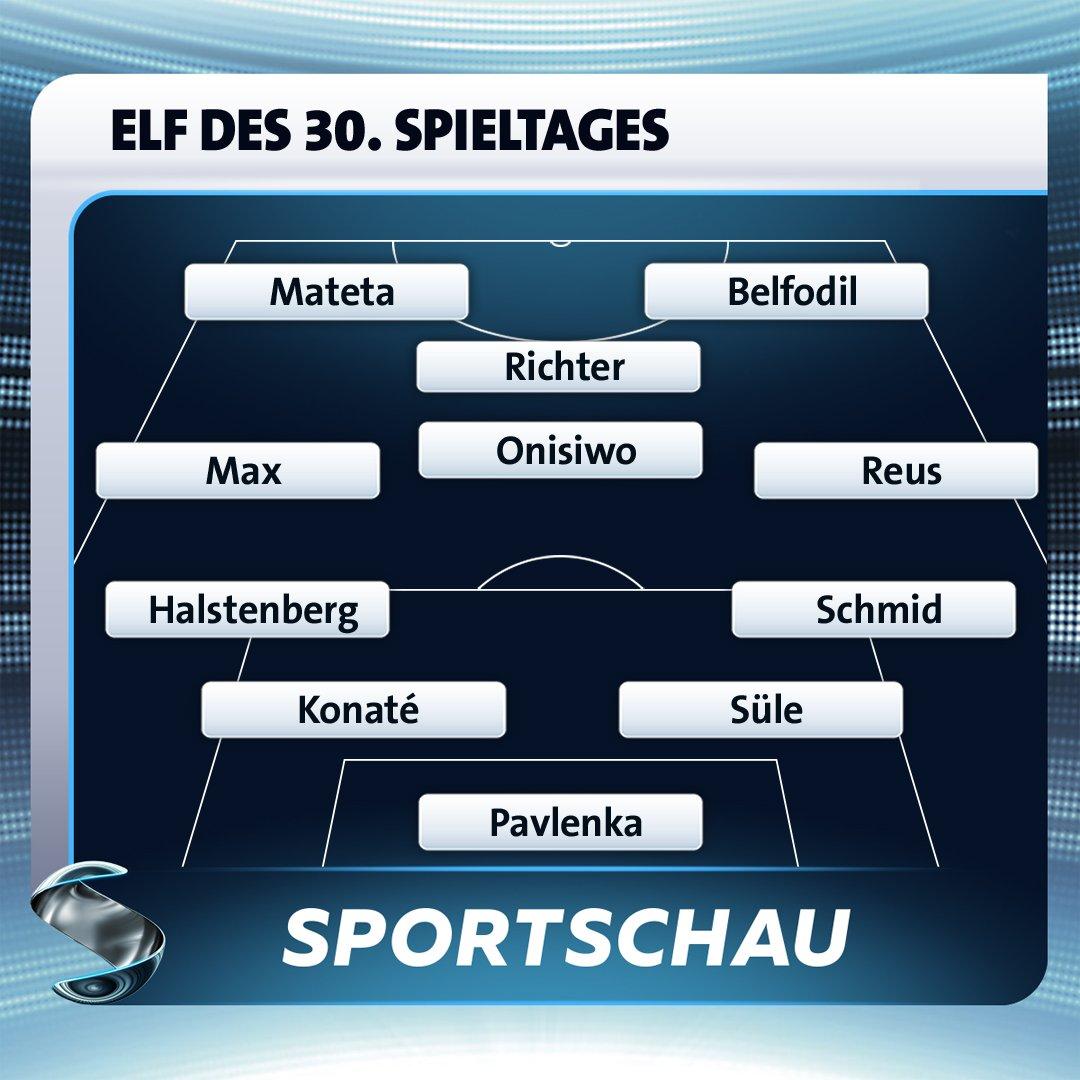 SportsChau Team of the Week Round 30