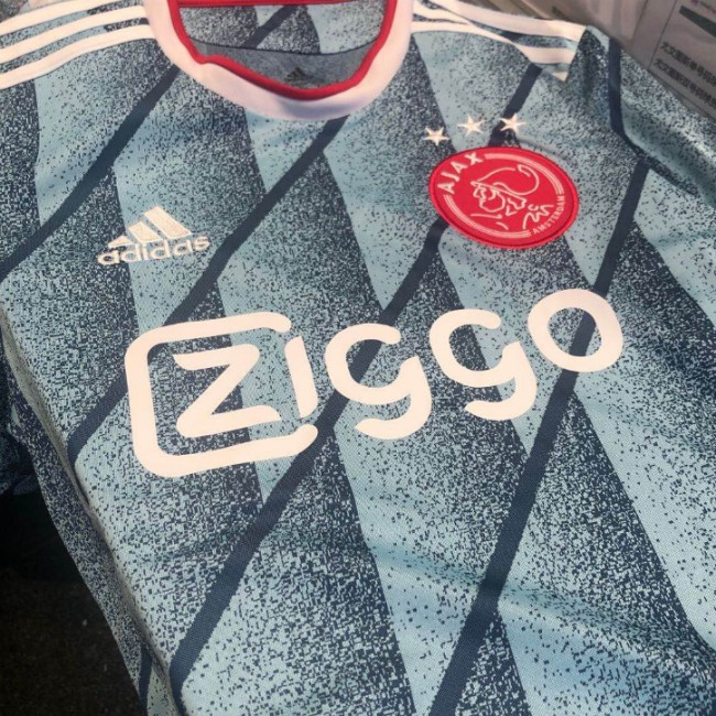 Leaked Ajax Away Shirt 2021