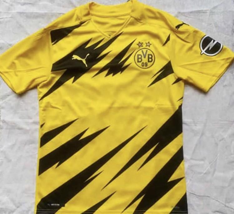 Leaked Dortmund Shirt 2021