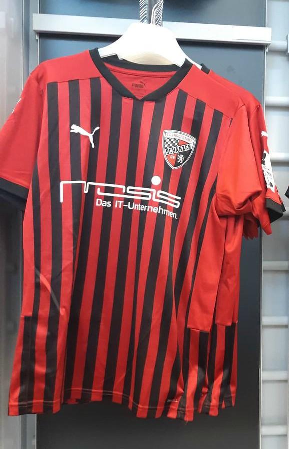 FC Ingolstadt Home Shirt 2020-21