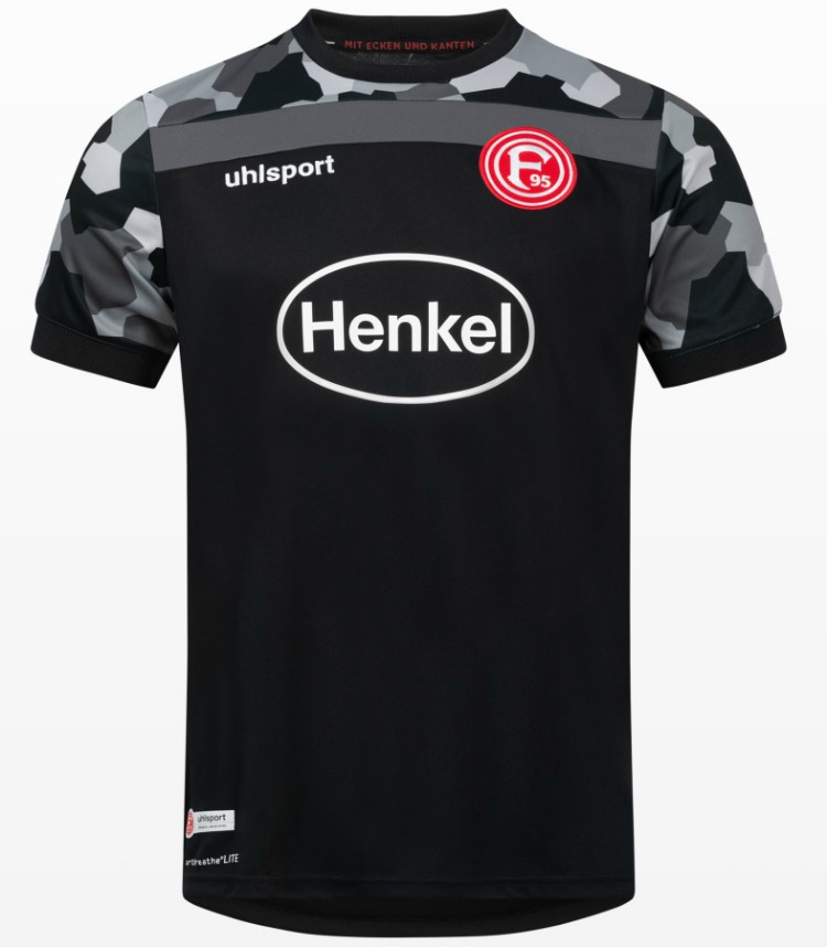 Fortuna Dusseldof Away Shirt 2020-21