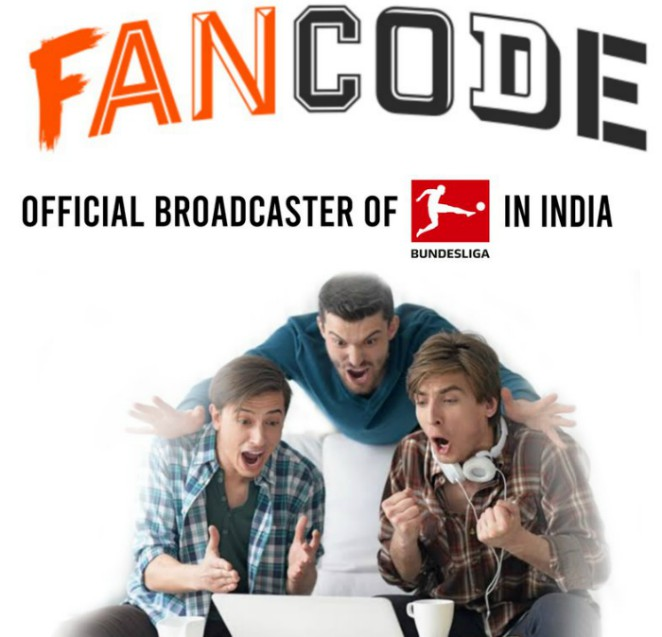 Fancode Bundesliga India
